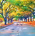 Wortham Blvd Houston by James  Mingo