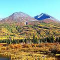 Wrangell Mountains Colors by Doug Lloyd