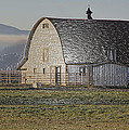 Wrapped Barn by Mick Anderson