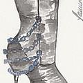 Wrath Boot by Lauren Luna