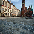 Wroclaw Town Hall by Sebastian Musial