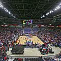 Wsu Basketball 2012 Arena by Dan Quam