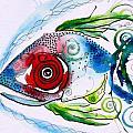 Wtfish 001 by J Vincent Scarpace