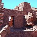 Wupatki Ruins by Cheryl Fecht