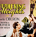 Wuthering Heights, Laurence Olivier by Everett