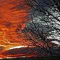 Wyoming Sunrise 2 by Lenore Senior