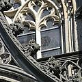 Xanten Cathedral by Arlene Carmel
