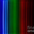 Xenon Spectra by Ted Kinsman