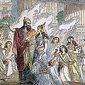 Xerxes I & Esther by Granger
