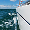 Yacht Lines by Gary Eason