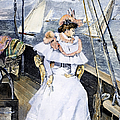 Yachting Costume, 1894 by Granger