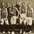 Yale Basketball Team, 1901 by Granger