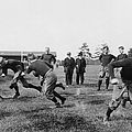 Yale: Football Practice by Granger