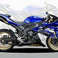 Yamaha R1 by Carl Shellis