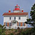 Yaquina Bay Lighthouse by Jake Johnson