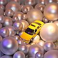 Yellow Cab by Elena Ingram