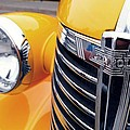 Yellow Chevy by Steven Milner