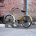 Yellow Cruiser by Holly Blunkall