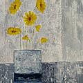 Yellow Daisies by JG Keevil