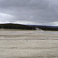 Yellow Stone National Park Geysers by John Shiron