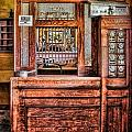 Yesterday's Post Office by Susan Candelario