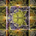 Yggdrasil Flower by Drake Lock