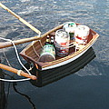 Yo Ho Ho And A Skiff Full Of Beer by Kym Backland