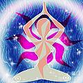 Yoga Energy by Gia Simone
