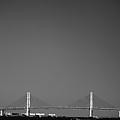 Yokohama Bay Bridge by Kiyoshi Noguchi