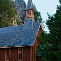 Yosemite Chapel by Henrik Lehnerer