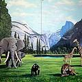 Yosemite Dreams by Frank Wilson
