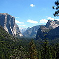 Yosemite Panorama by Carla Parris