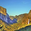 Yosemite Valley 4 by Rod Jones
