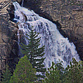 Yosemite Waterfall by Lynn Bauer