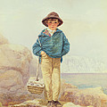 Young England - A Fisher Boy by Alfred Downing Fripp