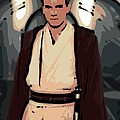 Young Obi Wan Kenobi by George Pedro