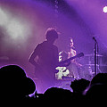 Young The Giant At Stubbs. by Josh Scanlon
