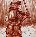 Young Warrior by Faeorain Ui Neill