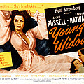 Young Widow, Jane Russell, 1946 by Everett