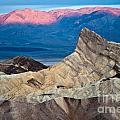 Zabriskie Point Dawn by Jim Chamberlain