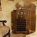 Zenith Consol Radio 1940's  by Paul Ward
