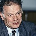 Zhores Alferov, Russian Physicist by Ria Novosti