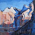 Zion Dawn by Erin Hanson