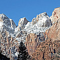 Zion Towers by Bob and Nancy Kendrick
