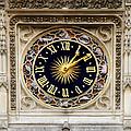 Zodiac Clock by Andrew Fare