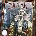 Zoltar The Fortune Teller by Gregory Dyer