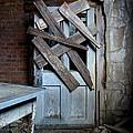 Zombie Door by Brandon Wunder