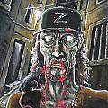 Zombie Tom by Tom Carlton