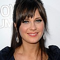 Zooey Deschanel At Arrivals For 500 by Everett