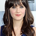 Zooey Deschanel At Arrivals For Film by Everett